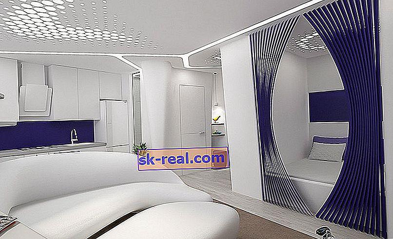 Projekt mieszkania jednopokojowego o powierzchni 36 mkw. m: pomysły i opcje układu, cechy stylu wnętrza