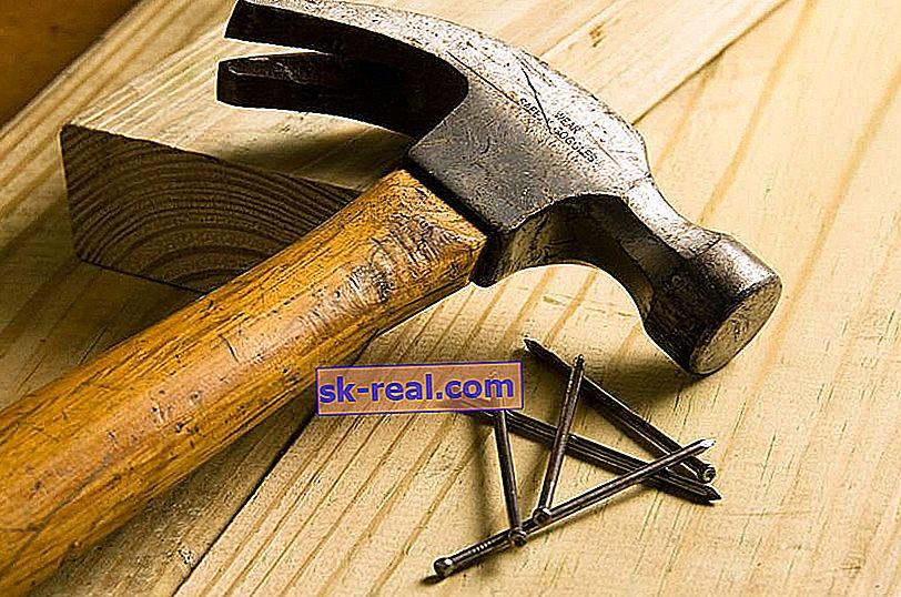 Характеристики на дърводелски чукове