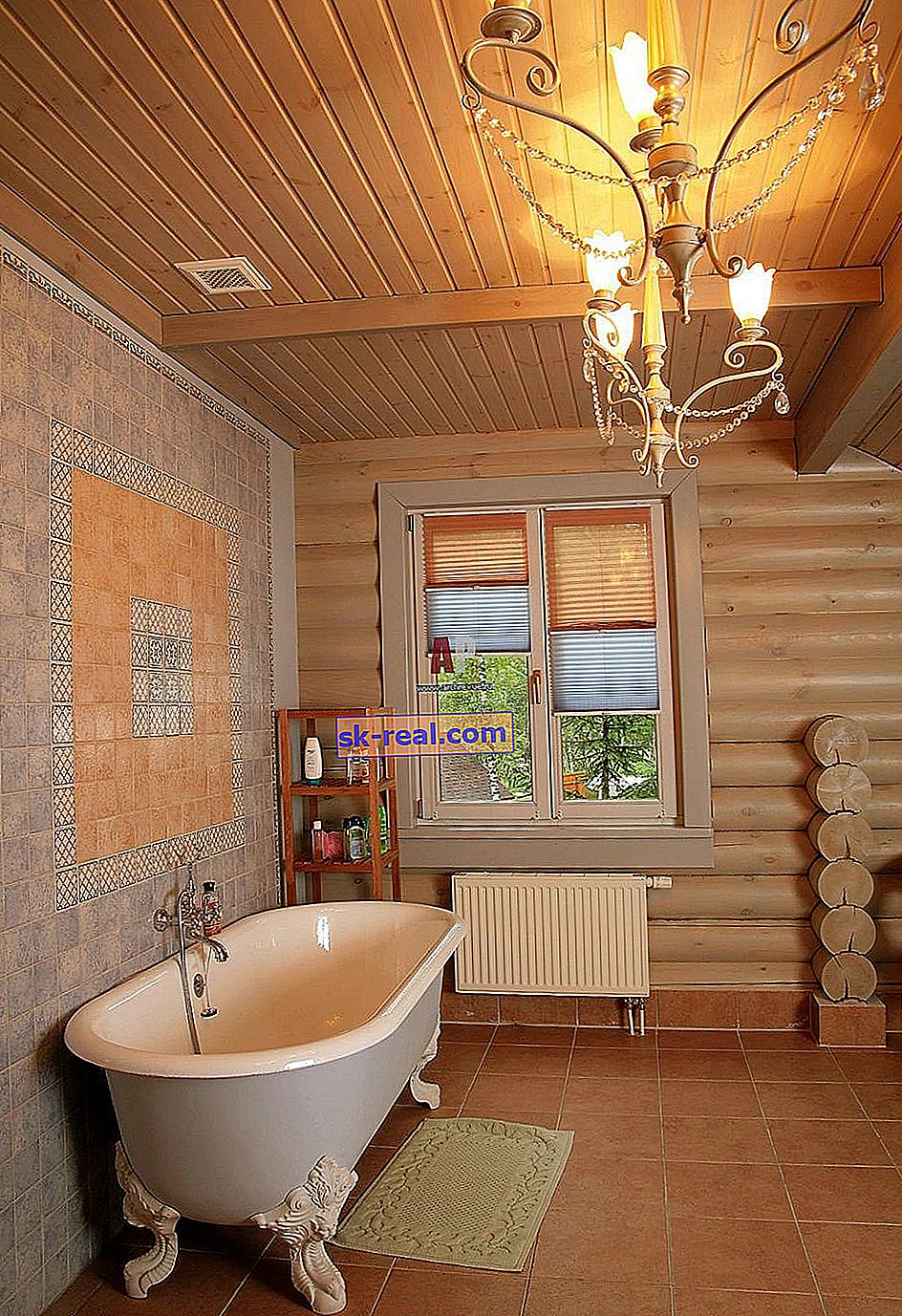 Kako napraviti kupaonicu u drvenoj kući vlastitim rukama?