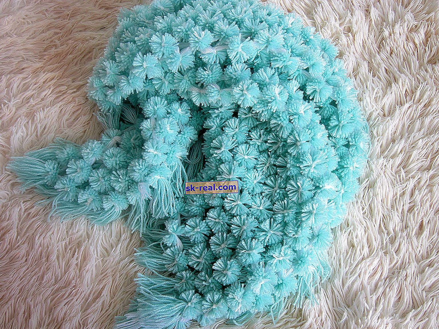Odabir pokrivača od pompona