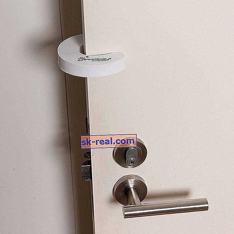 Для чого потрібні фіксатори для дверей?