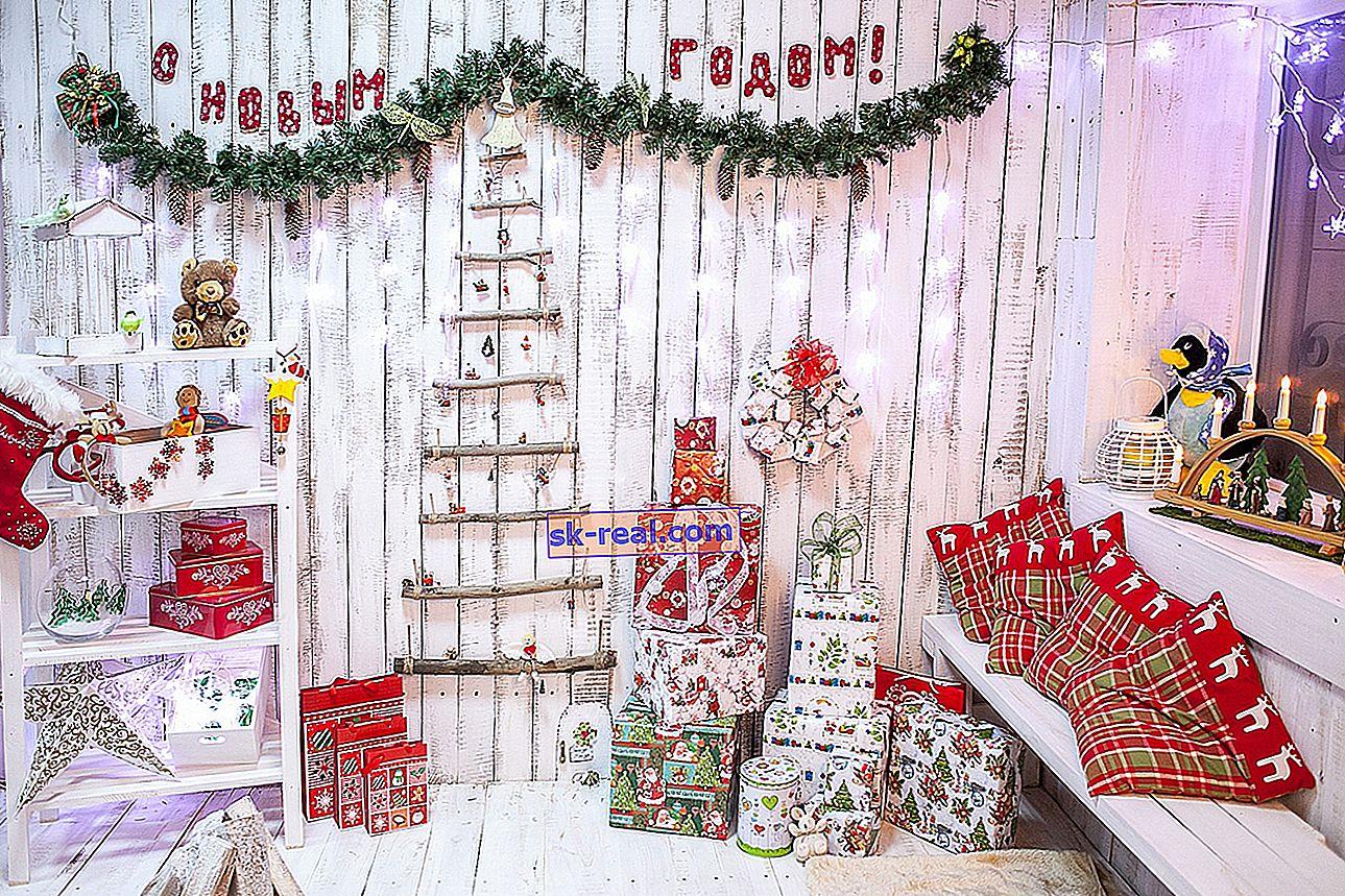 Uradi sam božićni ukras kod kuće