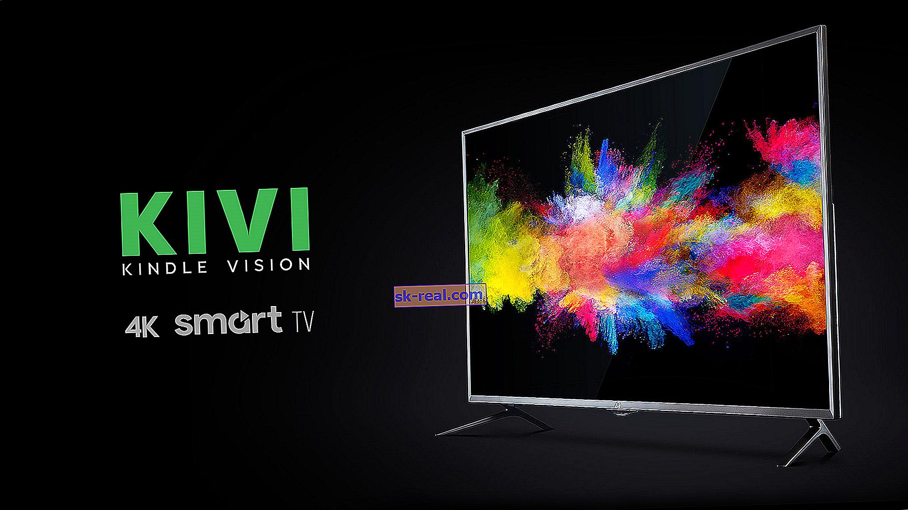 Cechy telewizorów KIVI
