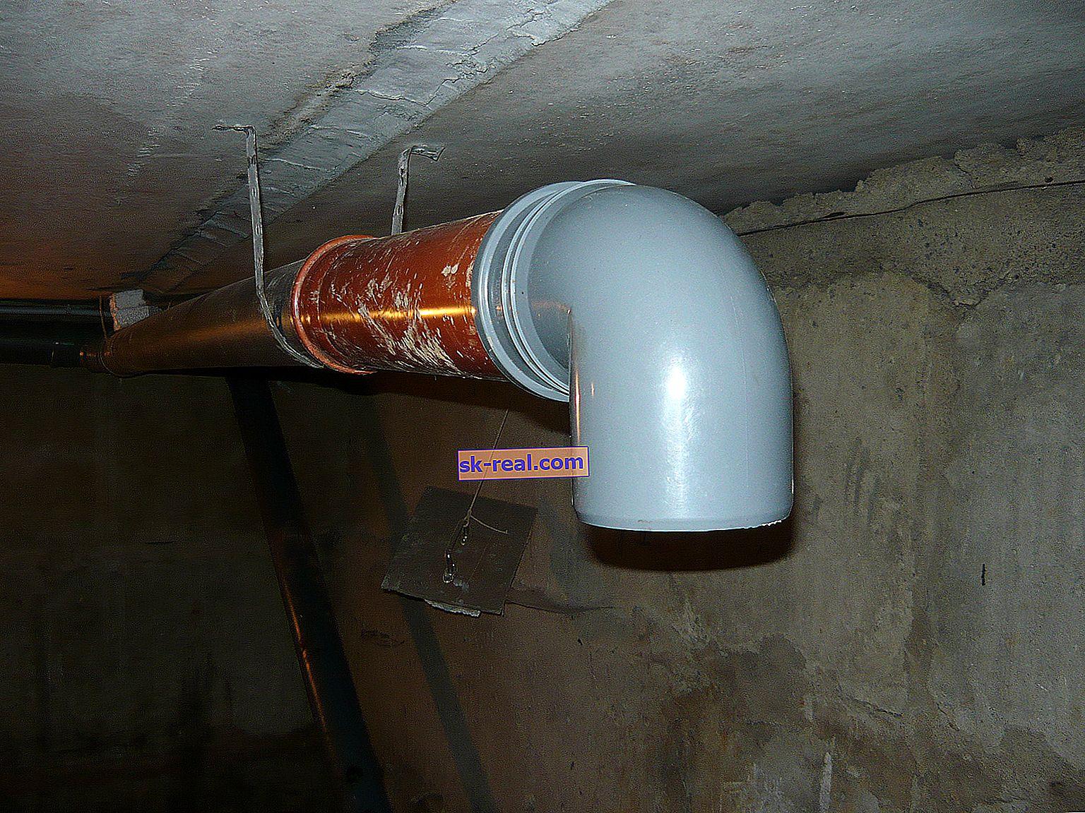 Ventilacija u garaži: suptilnosti uređaja