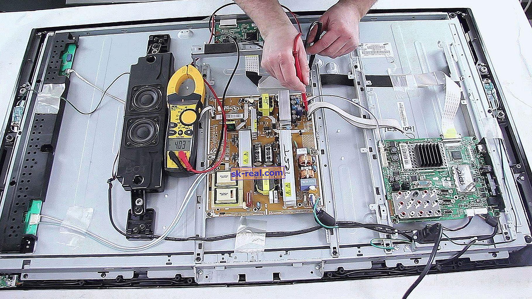 Naprawa telewizorów Samsung