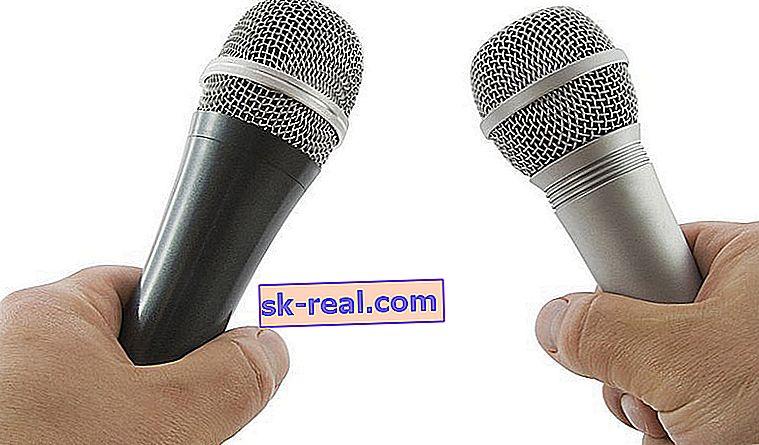 Jak zrobić mikrofon własnymi rękami?