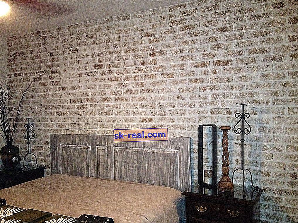 Как сделать кирпичную стену из штукатурки своими руками?