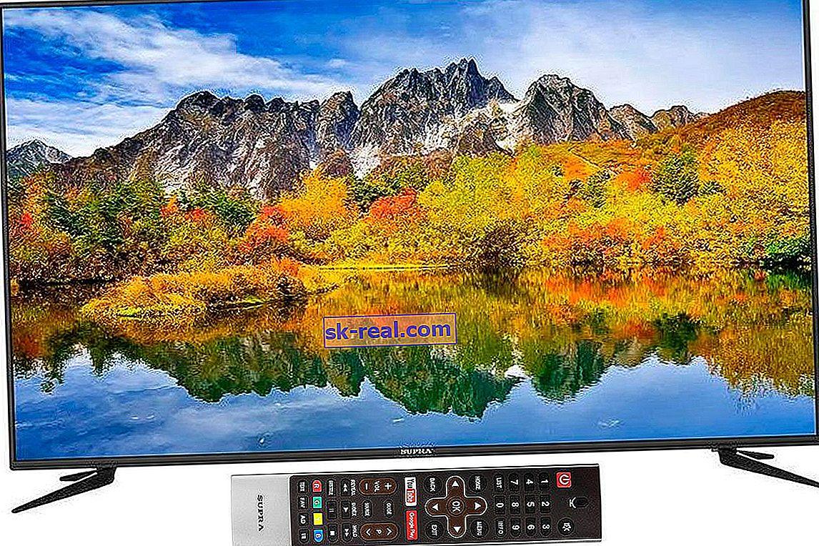 Naprawa Supra TV: awarie i rozwiązywanie problemów