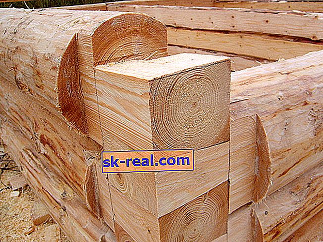Нарязване на лапата: тънкостите на строителния процес