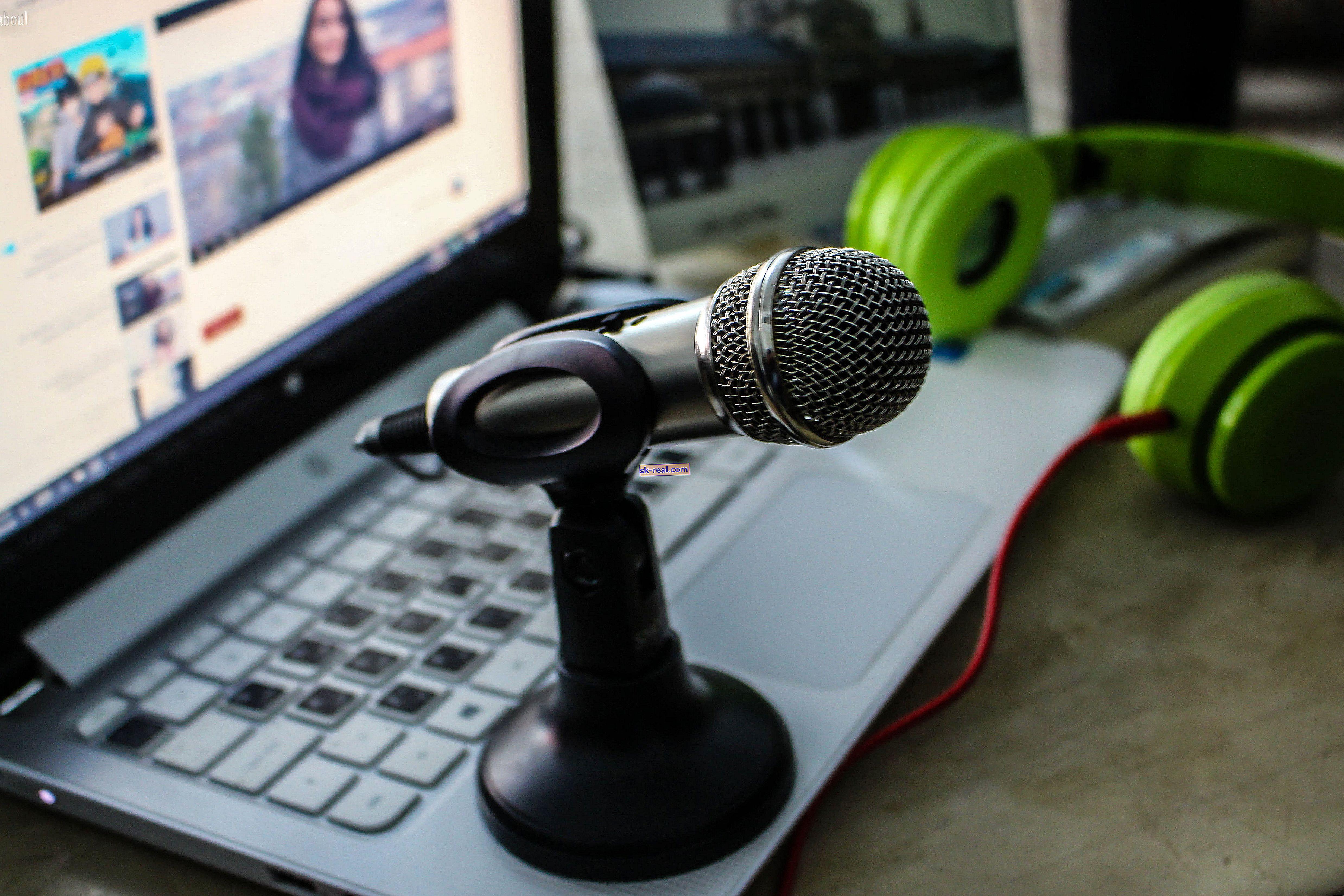 Mikrofon Phonit: przyczyny i rozwiązywanie problemów