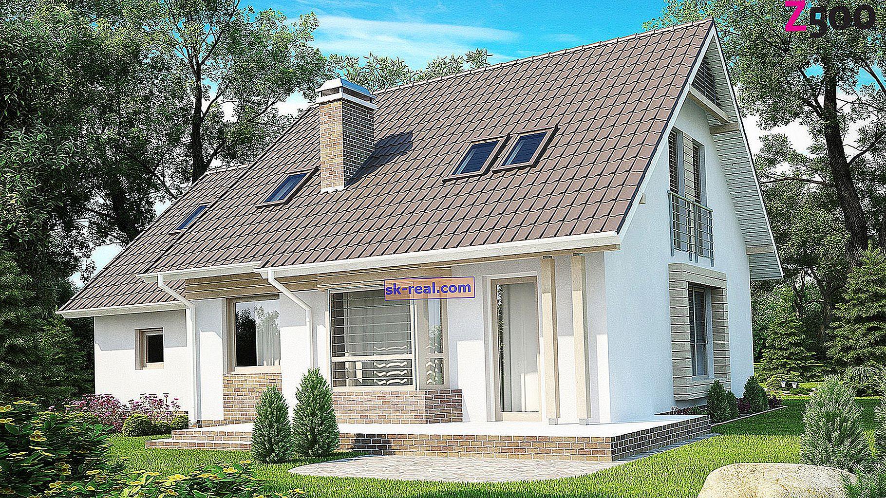 Postavitev majhne hiše: na kaj morate biti pozorni?