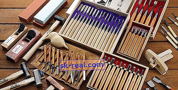 Narzędzia stolarskie: podstawowe rodzaje, wskazówki dotyczące wyboru