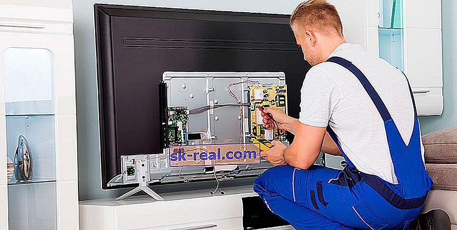 Naprawa telewizorów Rolsen